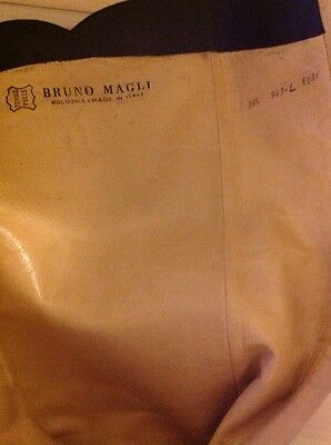 Bruno MAGLI suede black boots size 36.5  Pre Owned