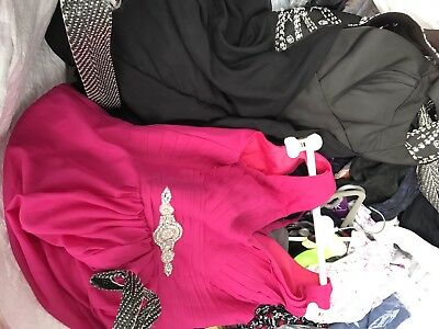 140 new items of Women's Clothes Wholesale Joblot All New Dress Trousers Tops