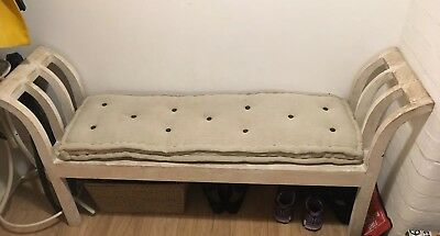 Chaise Longue end bed