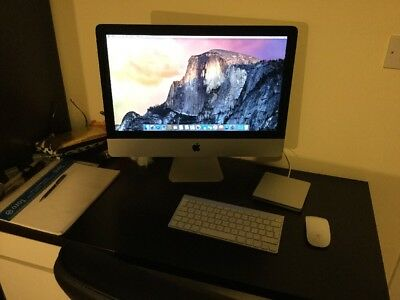 "Apple iMac A1418 21.5"" Desktop - ME087B/A  Late 2013 Build"