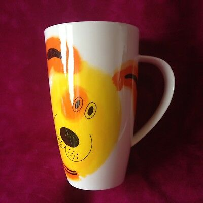 Dunoon Fine Bone China Mug Cool Dogs By Jane Brookshaw