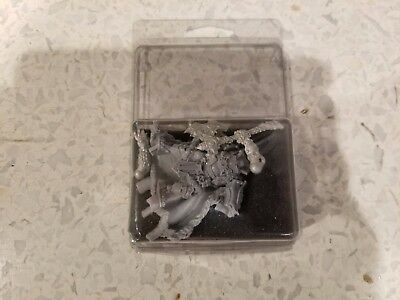 Warmachine Khador Greylord Forge Seer Solo 2