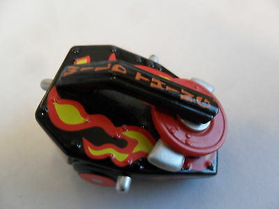 Pull Back & Go Minibot Toy Very Rare Wild Thing.bbc Robot Wars Battle Arena