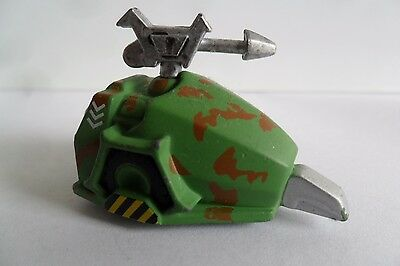 Fab Pullback & Go Minibot Of House Robot Sgt Bash 4 Bbc Robot Wars Arena