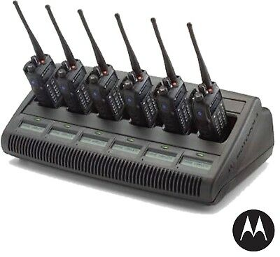 MOTOROLA - PMPN4284A - IMPRES 2 MULTI-UNIT CHARGER with DISPLAYS