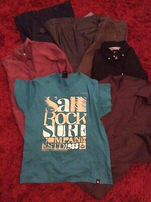 Job Lot Mens Clothes Size M