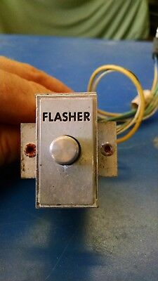 1966 Lincoln Continental flasher switch