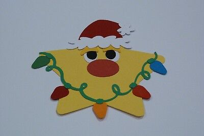 Christmas Star Fully Assembled Die Cut