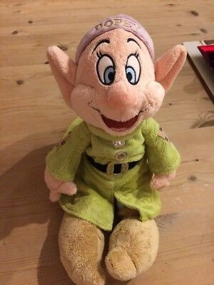 Disney Dopey From Snow White Soft Toy