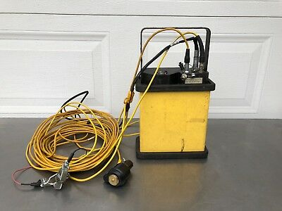 Trimble Trimmark IIe 12.6V Radio 38460-45 Not Tested for Working Order U.S.A.