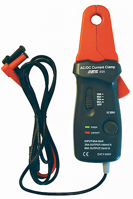 Electric Diagnostic Tool Multimeter Tester Low Current Probe AC/DC Test Lead Kit