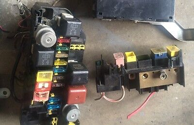 Soarer Engine bay fuse box with fuses / relays - Melb located - JZZ30 1jz #104