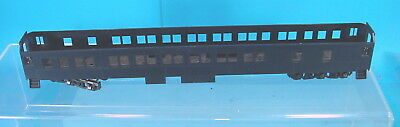 Bh S Scale American Models 80' Heavyweight 12-1 Pullman Passenger Car Less Roof