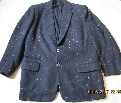 Mens 50s atomic fleck rockabilly jacket size aprox 40