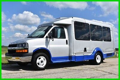 2007 Chevrolet 3500 Shuttle Bus EXTRA CLEAN! PERFECT RV CONVERSION!