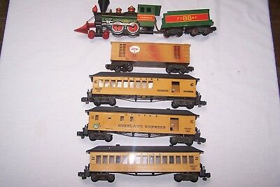 American Flyer Franklin Old Time Passenger Set Nice