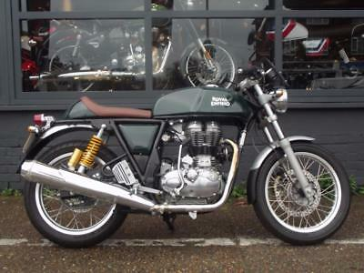 2016  Royal Enfield  Gt Continental Gt 535