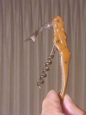 Early Henry Boker Mermaid Corkscrew