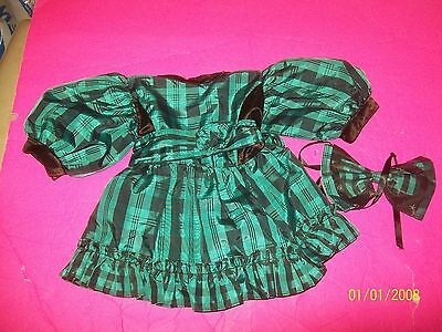 CABBAGE PATCH SOFT SCULPTURE XAVIER ROBERTS CLOTHES SPECIAL ED 1992 diamond