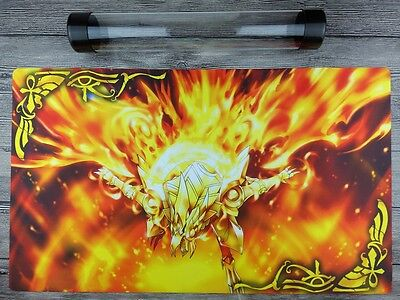 YGO The Winged Dragon of Ra Custom Template Playmat Free High Quality Tube