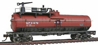 Walthers Trainline Firefighting Car Ready to Run Missouri Pacific #X-1676 Boxcar
