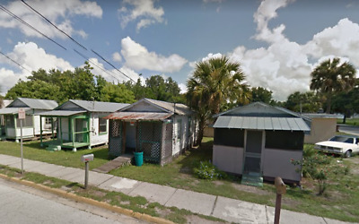 2Bed 1Bath Single Family Home, Lake Wales, Fl, Foreclosure Ready, No Reserve