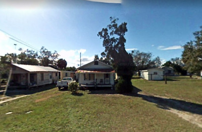 2Bed 1Bath Single Family Home, Lake Wales, Foreclosure Ready, No Reserve, $0.99