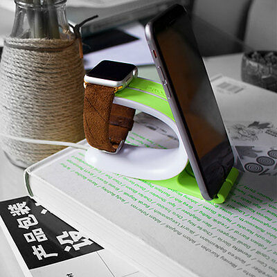 For iPhone Charging Mount Charging Stand for Apple Watch for iPhone Stand Holder