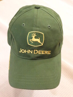 John Deere Cap/hat Green One Sizes  Owner's Edition Low Price