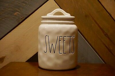 NEW RAE DUNN by MAGENTA SWEETS STORAGE CANISTER HOME DECOR