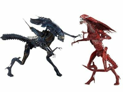 2pc Alien Queen Limited Edition NECA Action Figure Status Collectible Models Toy