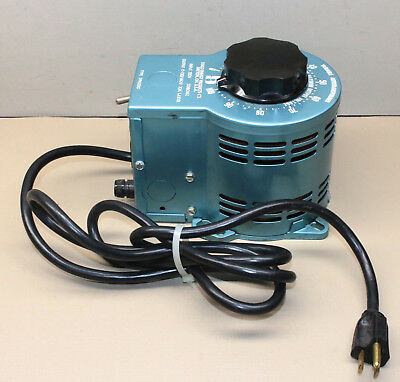Variac by Staco Energy Products, Model 3PN1010 Used Tested Works Great