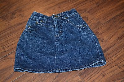 F0- Vintage Levis Denim Skirt