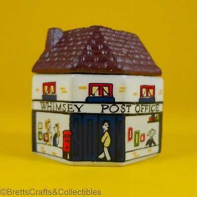 Wade Whimsies (1993) Whimsey-in-the-Vale - #7 - The Post Office