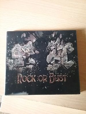 ac/dc rock or bust (CD)