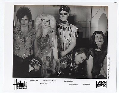 1999 HEDWIG AND THE ANGRY INCH Original Press Photo Off Broadway Jane Street