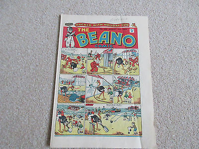 THE BEANO COMIC-No 290-Date- 10th Aug 1946  -Very rare Post War comic-VGC