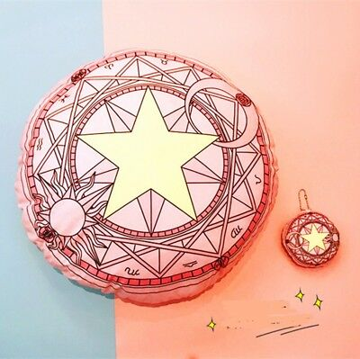 Card Captor SAKURA Stuffed PP Cotton Cushion Plush Sofa Pillow