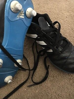 Adidas Football Boots Worn Once Size 1