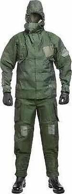 Genuine British Army NBC Suit - Full Military Nuclear suit - Brand New & Sealed