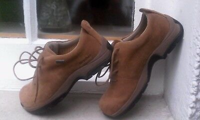Brasher shoes UK size 6, suede uppers, Goretex lining. Nearly new condition