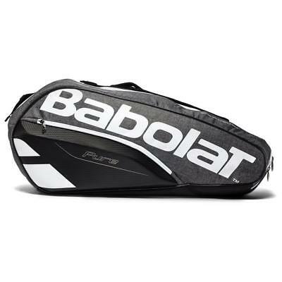 Babolat Pure 9 Racket Bag Tennis Accessories Racket Bag Black/White