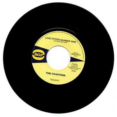 THE COASTERS Love Potion Number Nine / Cool Jerk NEW NORTHERN SOUL MOD R&B 45
