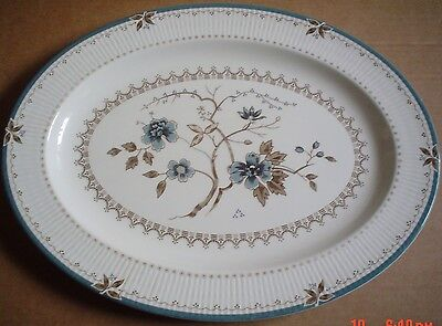Royal Doulton OLD COLONY Oval Platter TC1005