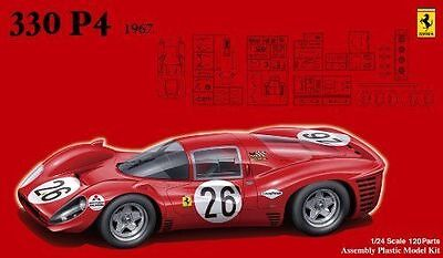 Fujimi RS-48  1/24 FERRARI 330 P4 1967 Limited Ver. from Japan Very Rare