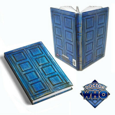 Doctor Who Tardis Journal Diary Notebook Stationery Christmas Kids Gift