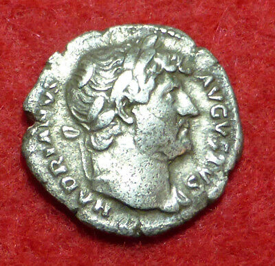 Super Denarius of Hadrian