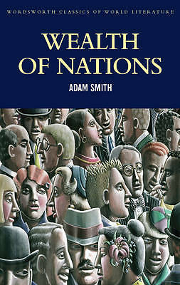 Wealth of Nations by Adam Smith (Paperback, 2012) 9781840226881