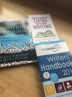 Becoming A Writer Books