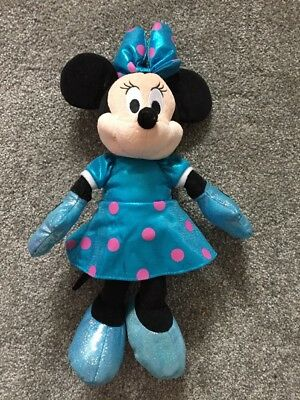 Giggling Laughing Disney's Minnie Mouse TY Beanie Sparkle Toy Range